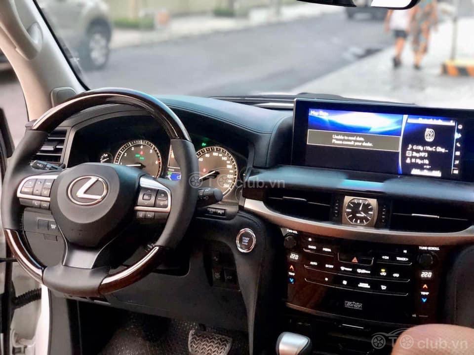 Lexus LX570 Mode 2017 Super Sport