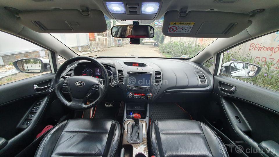 Bán xe KIA K3 2.0 AT cuối 2014 full options