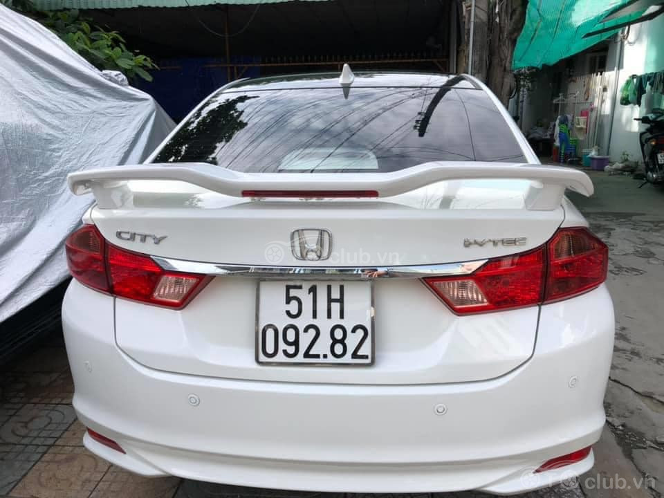 Honda city 2015 cvt số tự động