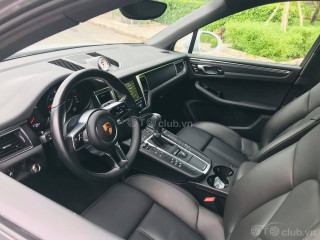 Porsche Macan Model 2016