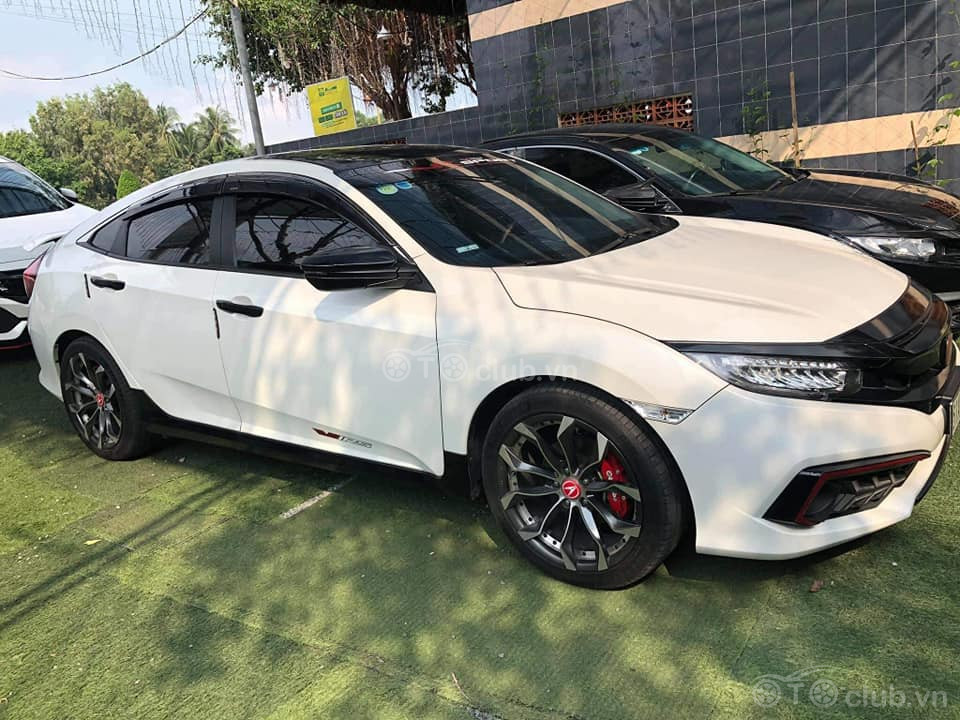 Honda Civic 1.8G 2019