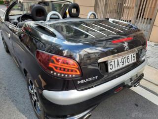 Peugeot 206CC sản xuất năm 2006