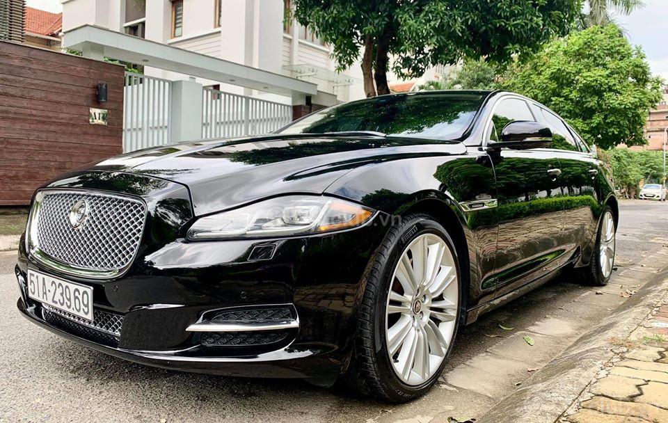 Bán Jaguar XJL (Sx 2010 - ĐKLĐ 2011) một chủ từ đầu