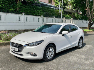 Mazda 3 sedan 1.5L Facelift sx 2018