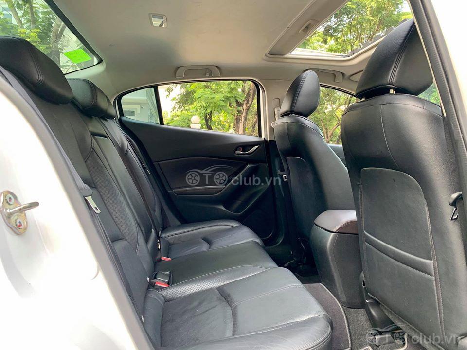 Mazda 3 sedan 1.5L Facelift sx 2018
