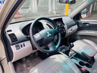 Bán Mitsubishi Pajero Sport 2.5MT số sàn máy dầu