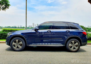 Mercedes GLC250 4matic Xanh Cavansite