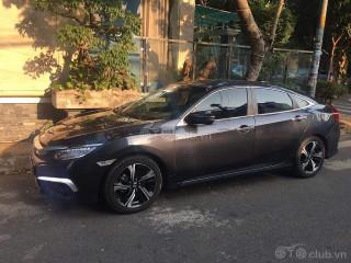 Honda Civic nhập khẩu Thái Lan, đời 2017