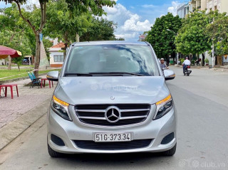 Mercedes Benz V250
