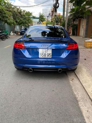 Audi TT limited 2015