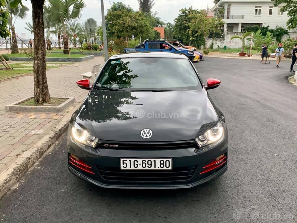 Cần bán Volkswagen Scirocco GTS Model 2018