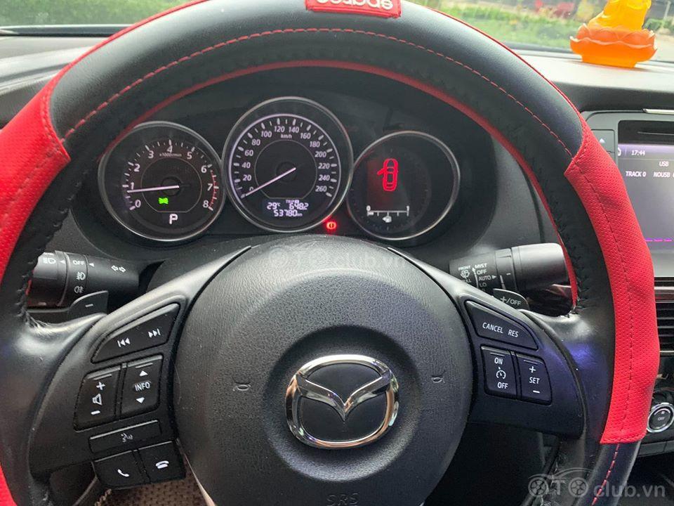 Mazda 6 2015 bản 2.5 xe còn đẹp từ trong ra ngoài