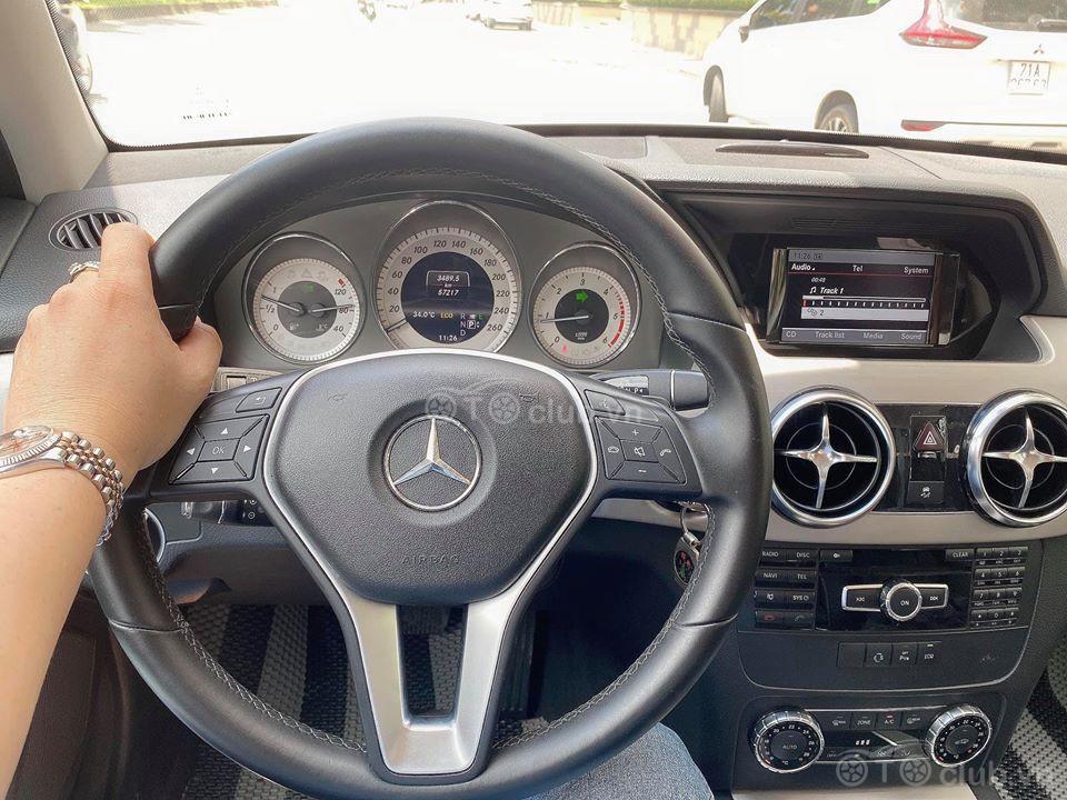 Mercedes Benz GLK220 CDI 4Matic (dầu) sx 2013