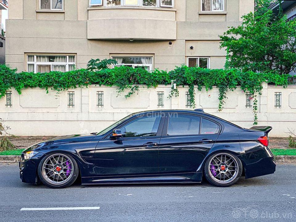 BMW F30 2016 máy B48