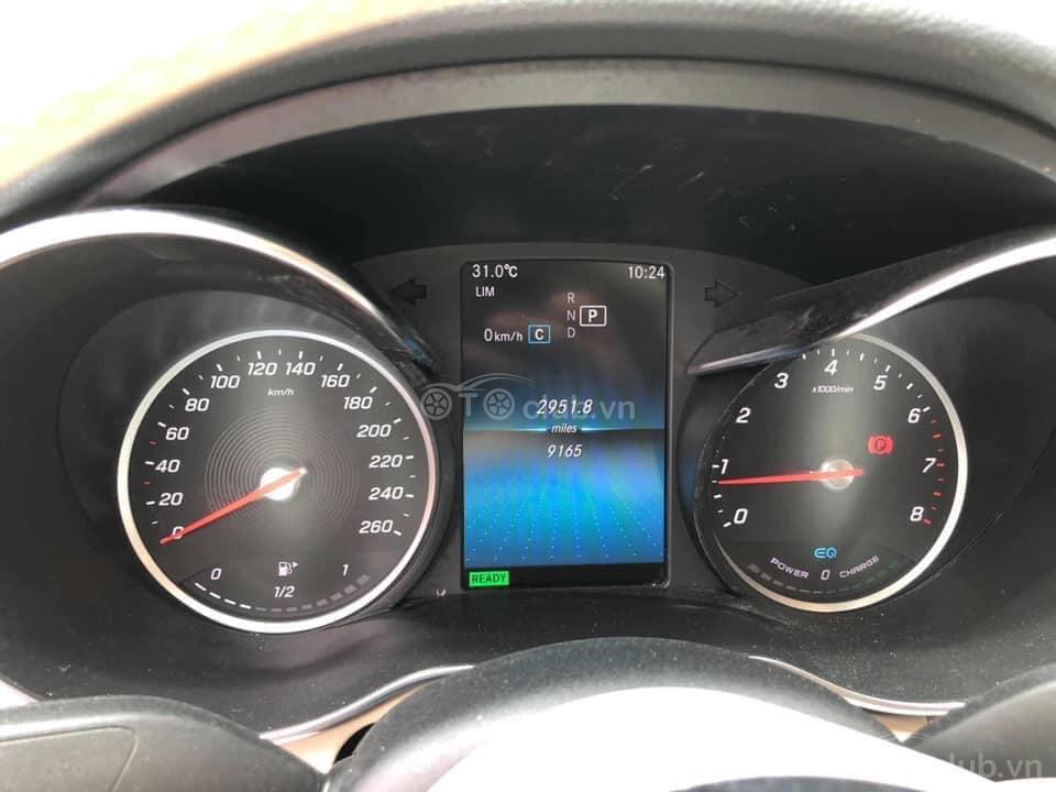 Mercedes C200 siêu lướt