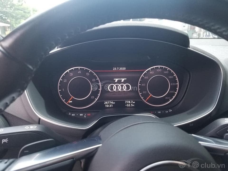 Audi TT S-Line 2018 mua Brandnew chính hãng