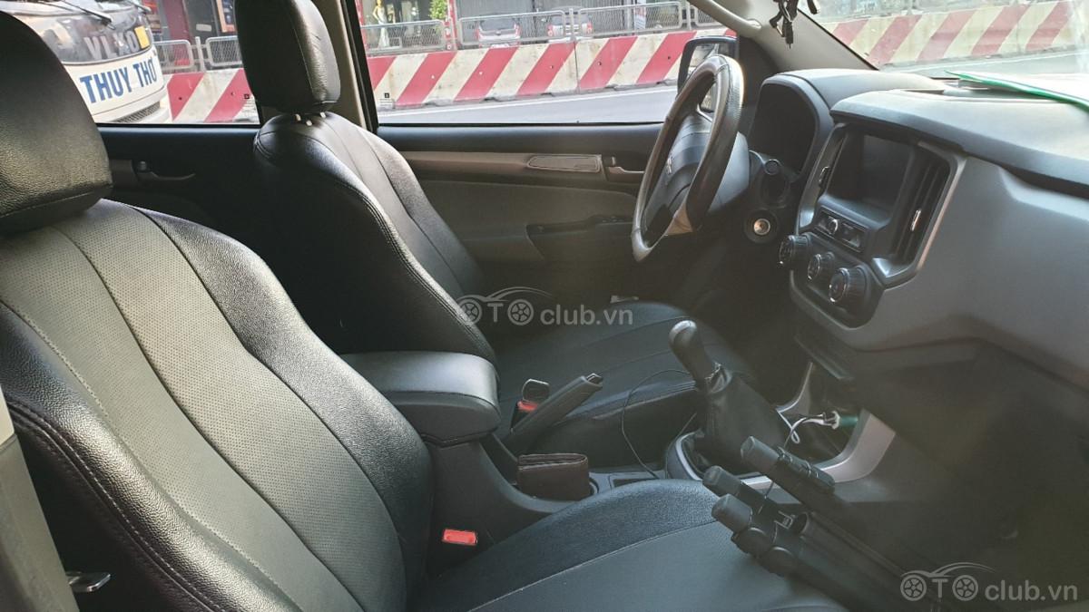 Xe bán tải Cheverlet Đăng ký 2018 số sàn