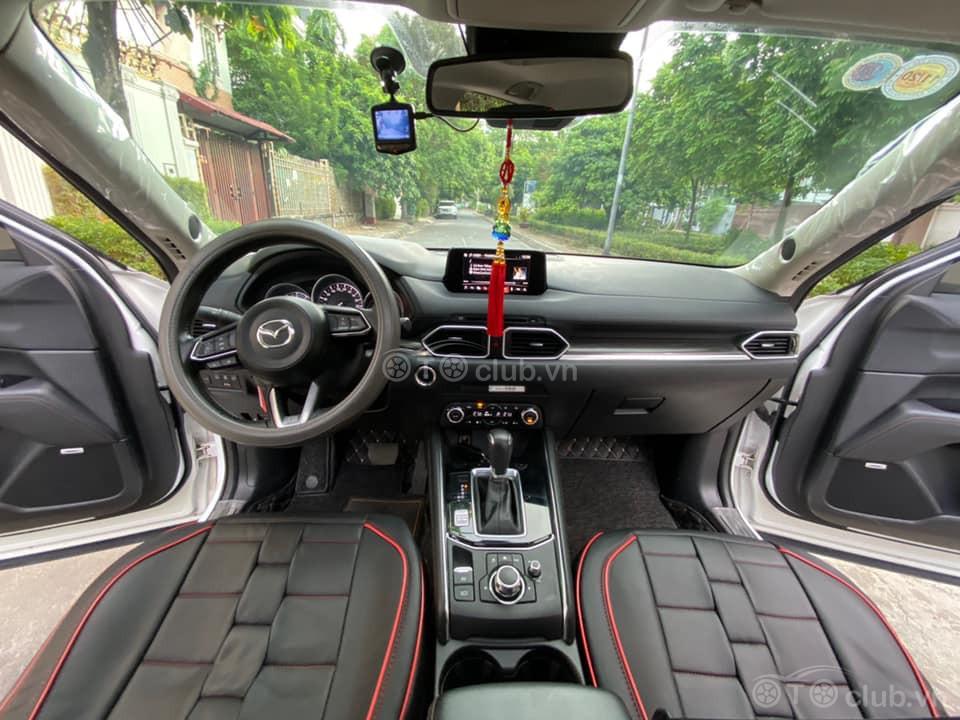 Mazda CX-5 2.5 sx 18