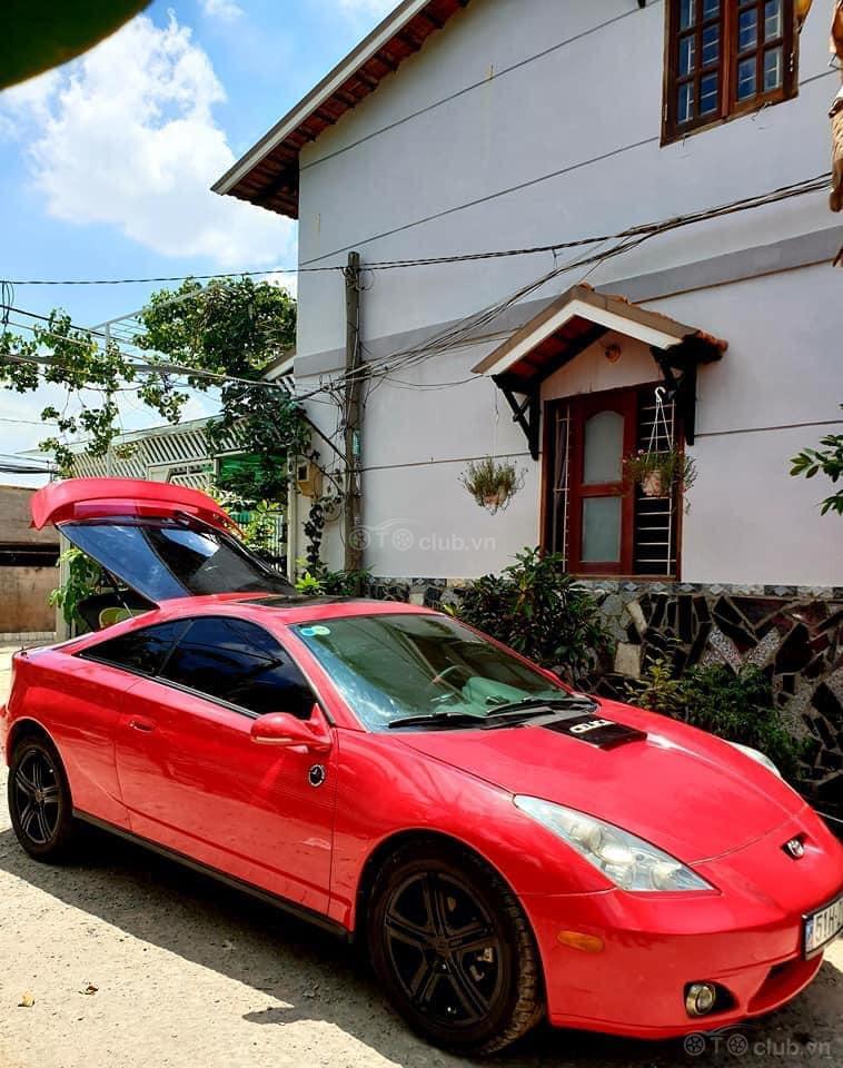 Toyota Celica 1.8AT hai cửa, 190 mã, phiên bản GTS