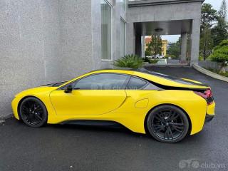 BMW I8 model 2015