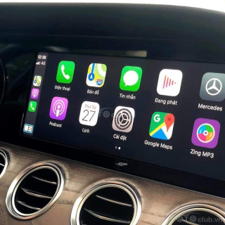 Mercedes E200 Model 2019 còn bảo hành chính hãng