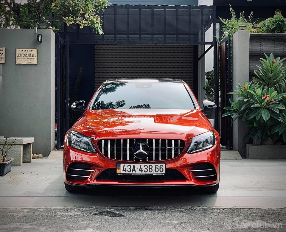 Mercedes C300 Amg model 2019