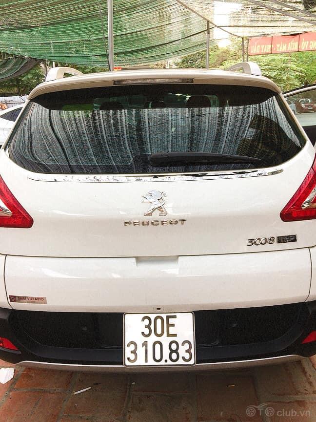Peugeot 3008 2015 xe gia đình