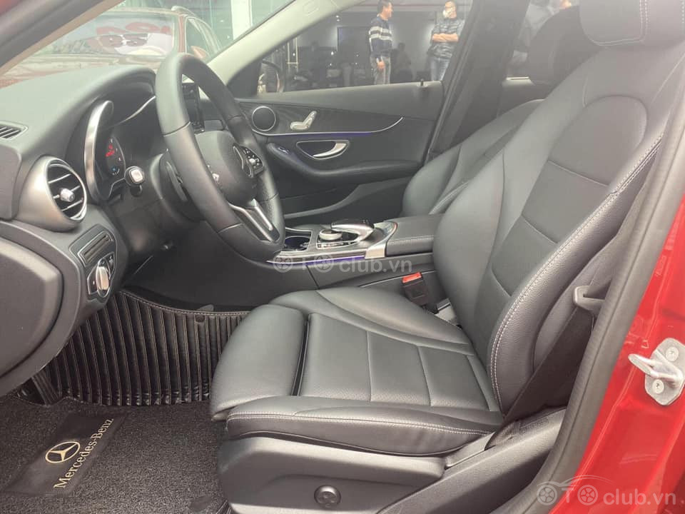 Mercedes C200 1.5L Hybrid sx 2019