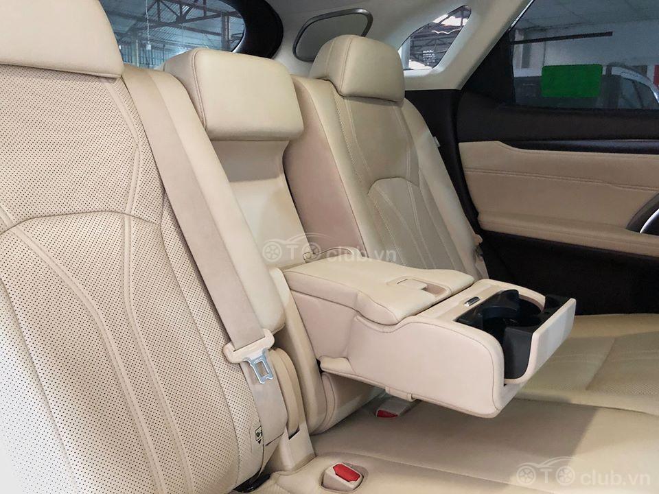 Lexus RX350 Silver model 2016
