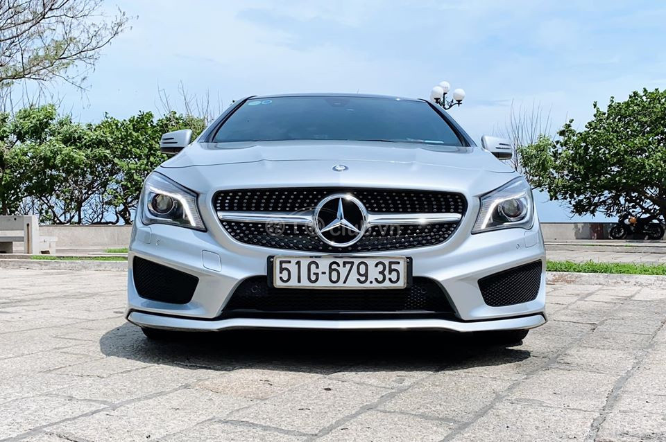 Mercedes Coupe CLA 250 AMG