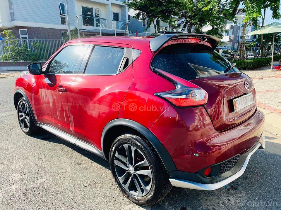 Nissan Juke 1.6AT 2015