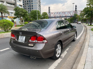 Xe Honda Civic 2.0 AT 2012