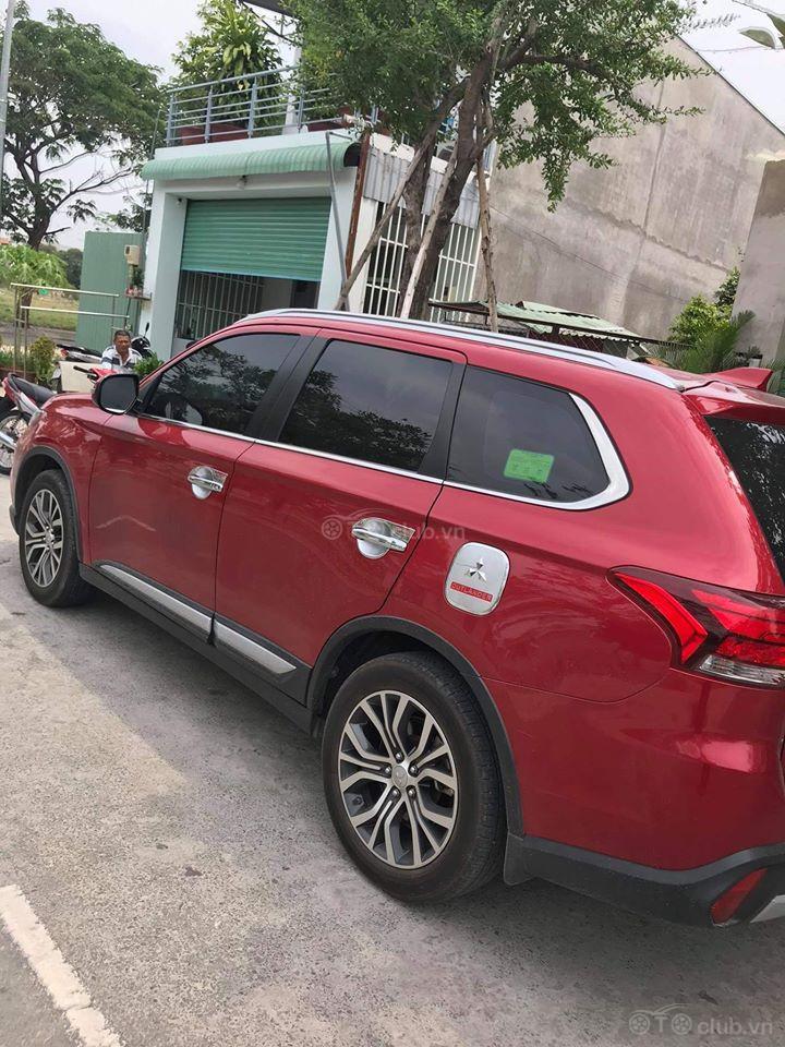 Mitsubishi Outlander 2019 STD