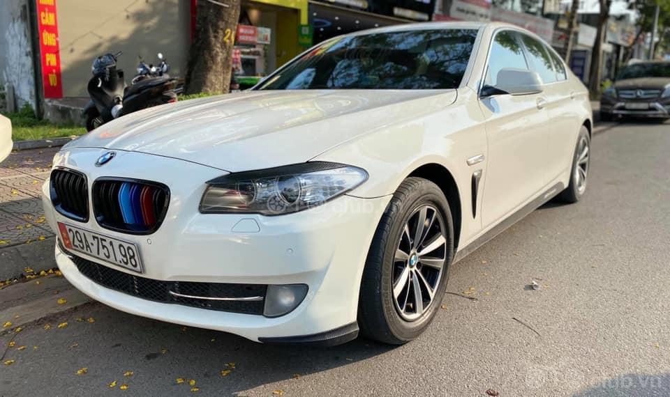 BMW 520i 2012 trang bị nhiều option