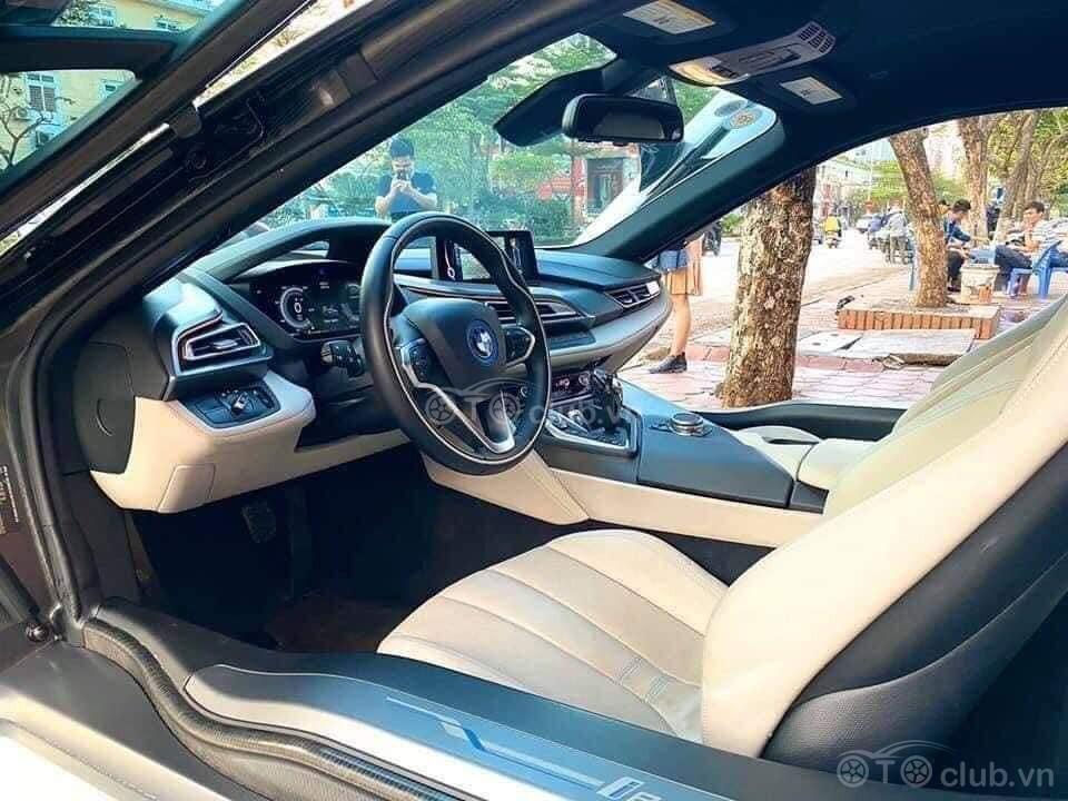 BMW I8 sản xuất 2015