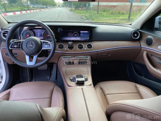 Mercedes E200 2019 Hỗ trợ bank