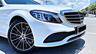 Mercedes C200 Exclusive 2019 Trắng