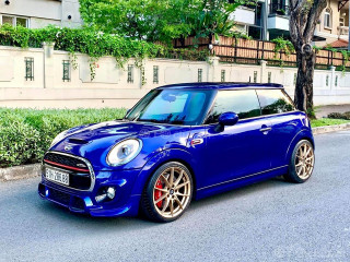 Bán Mini Cooper S 2.0L 3door 2016 màu StarLight Blue