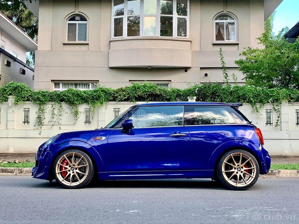 Bán Mini Cooper S 2.0L 3door 2016 màu StarLight Blue