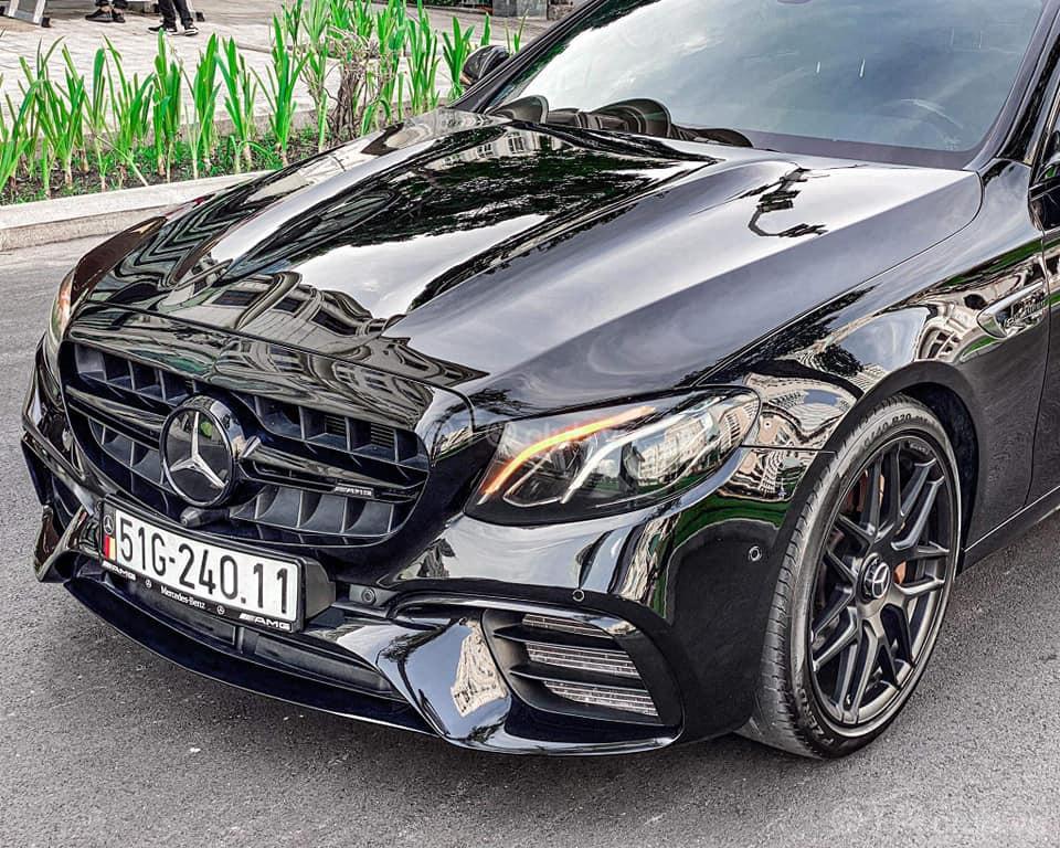 Mercedes Benz E300 nhập đức 2016