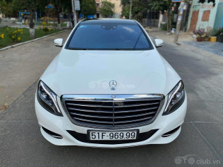 Mercedes S500 Sản xuất 2016