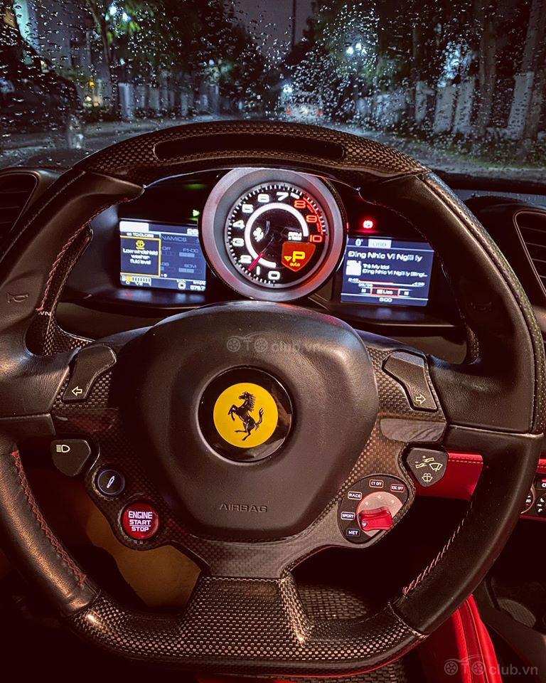 Ferrari- 488Spider