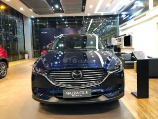 Mua Mazda CX8 2020 hỗ trợ 100% phí trước bạ