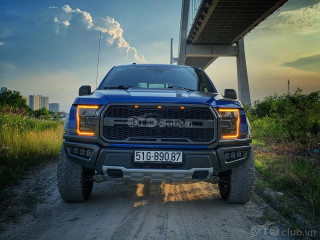 Bán Ford F150 Raptor 2017 đồ zin còn đầy đủ