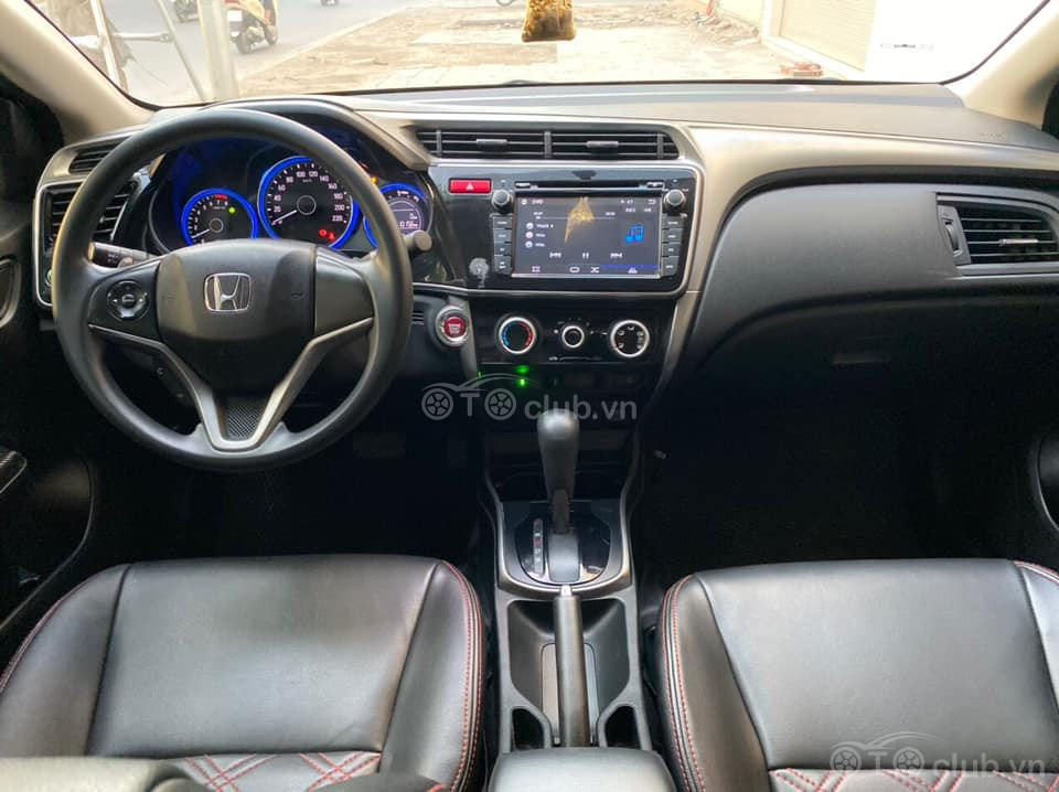 Bán Honda City 2017 CVT