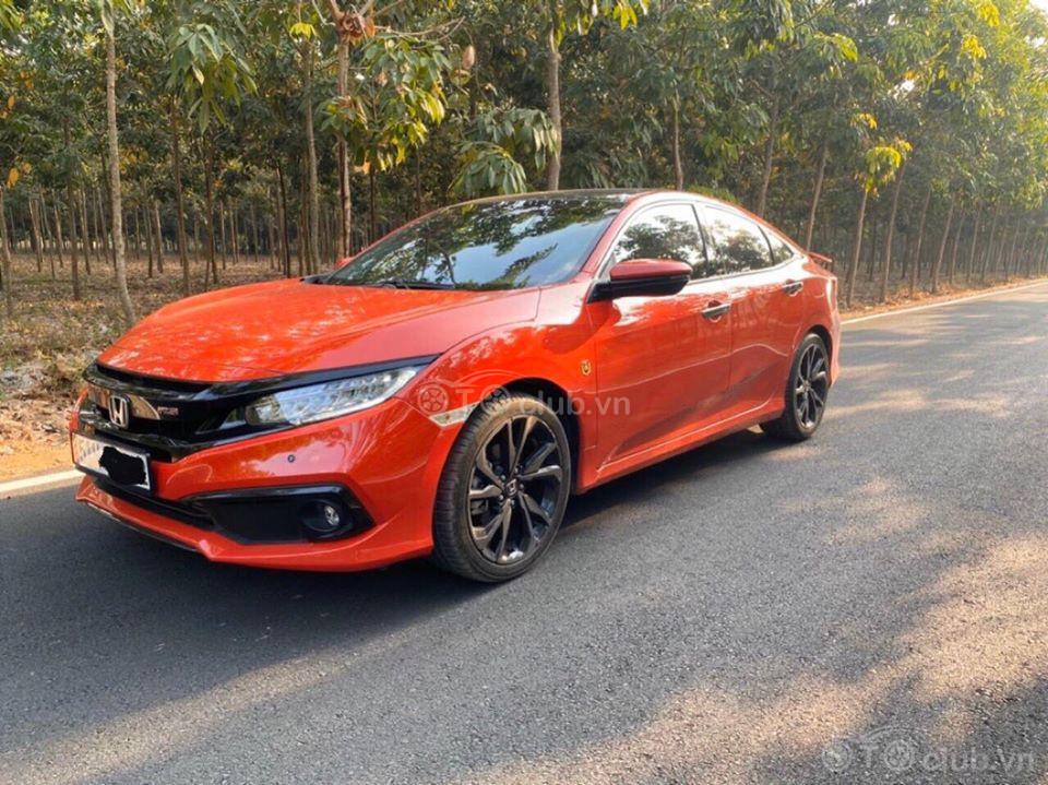 Honda Civic RS 2019 Biển số SG