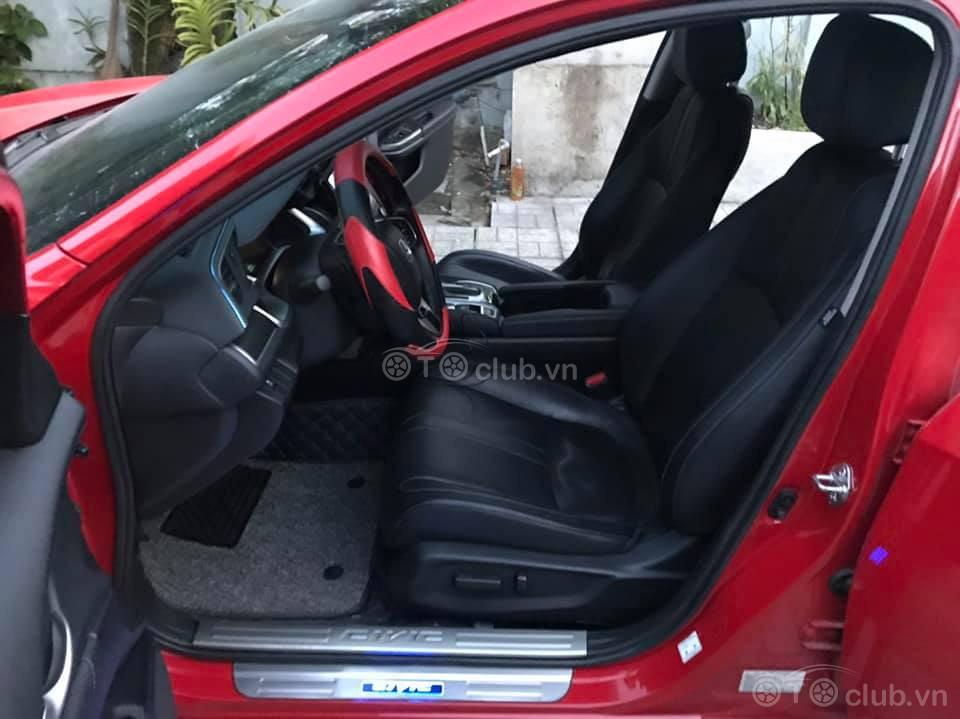 Honda Civic 1.8 G, đk lần đầu 10-2018