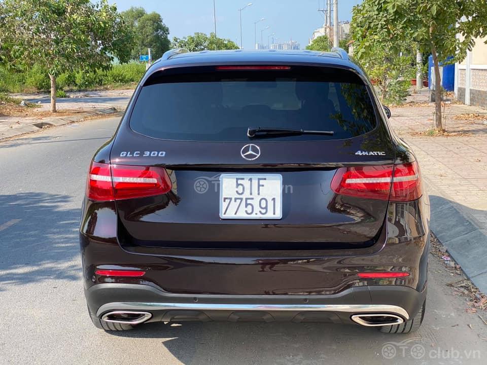 Chính chủ bán Mercedes GLC 300 SX 2016