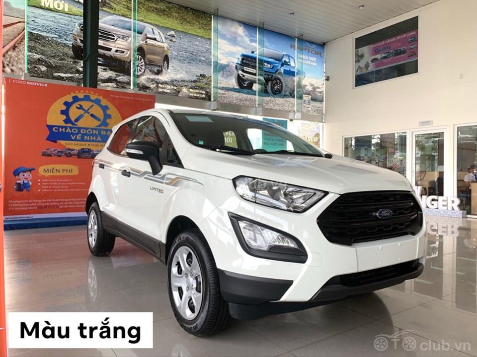 Bán xe Ford Ecosport - Trả trước 150 triệu - Giao xe ngay
