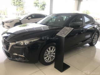 Mazda 3 Luxury 2019 - có xe giao ngay, nhận nhiều quà tặng hấp dẫn